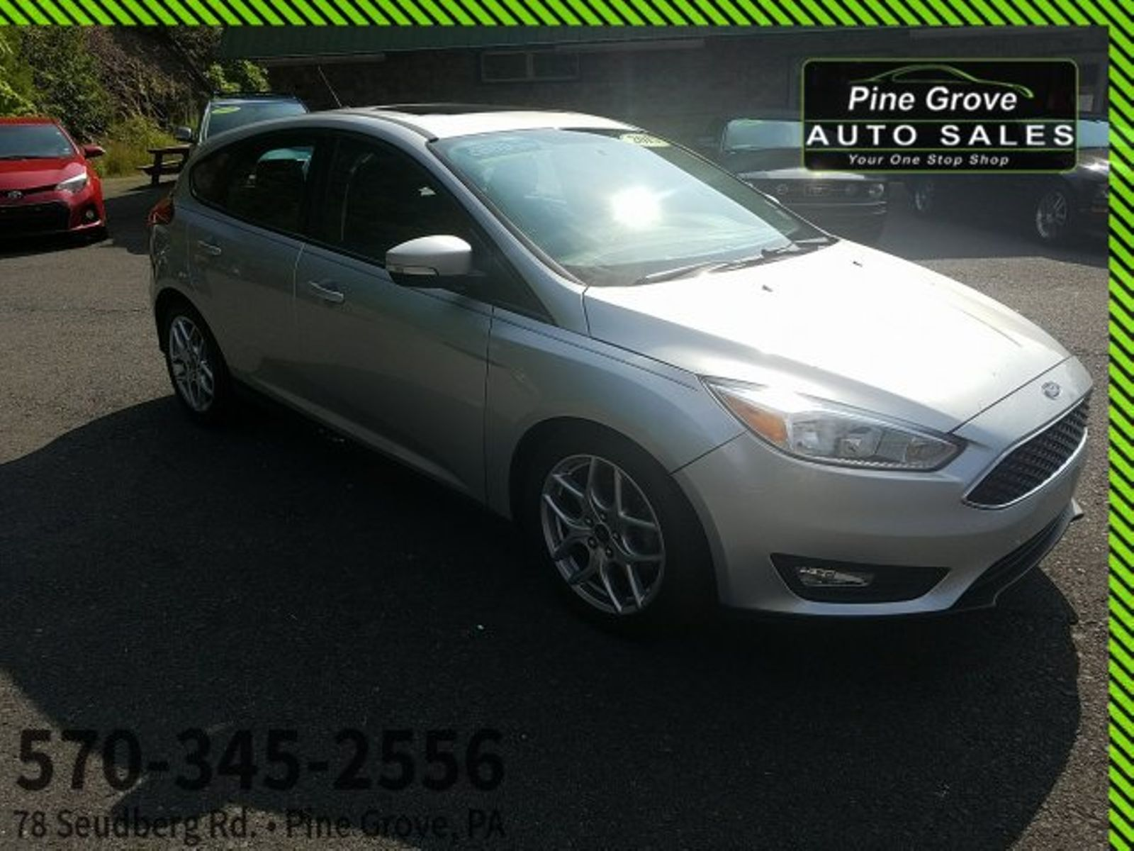 se world all new focus york best debuts selling vehicle rear in ford again