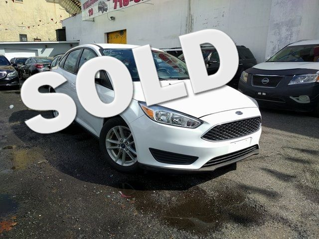 2015 Ford Focus SE Richmond Hill, New York 0