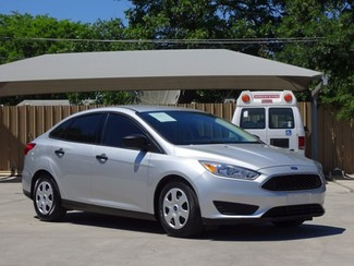 2015 Ford Focus S San Antonio , Texas