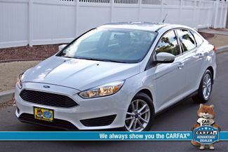 2015 Ford FOCUS SE SEDAN ONLY 51K ORIGINAL MLS SERVICE RECORDS BACK-UP CAMERA Woodland Hills, CA