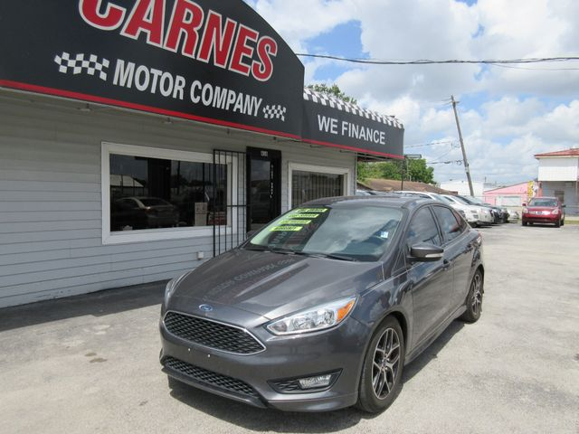 2015 Ford Focus, PRICE SHOWN IS THE DOWN PAYMENT south houston, TX 1