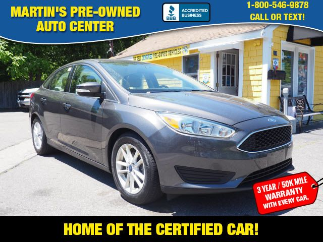 2015 Ford Focus SE | Whitman, Massachusetts | Martin's Pre-Owned
