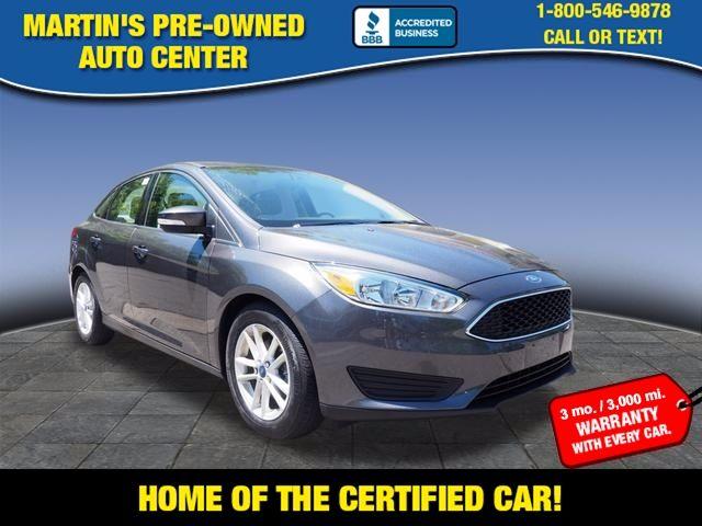 2015 Ford Focus SE | Whitman, Massachusetts | Martin's Pre-Owned