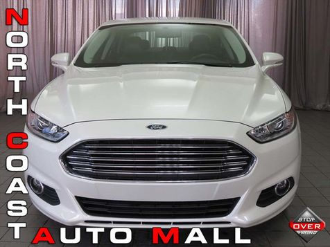 2015 Ford Fusion SE in Akron, OH