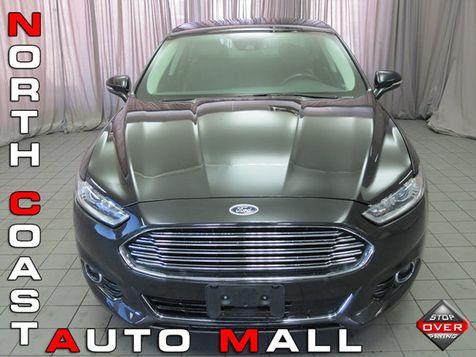 2015 Ford Fusion Titanium in Akron, OH