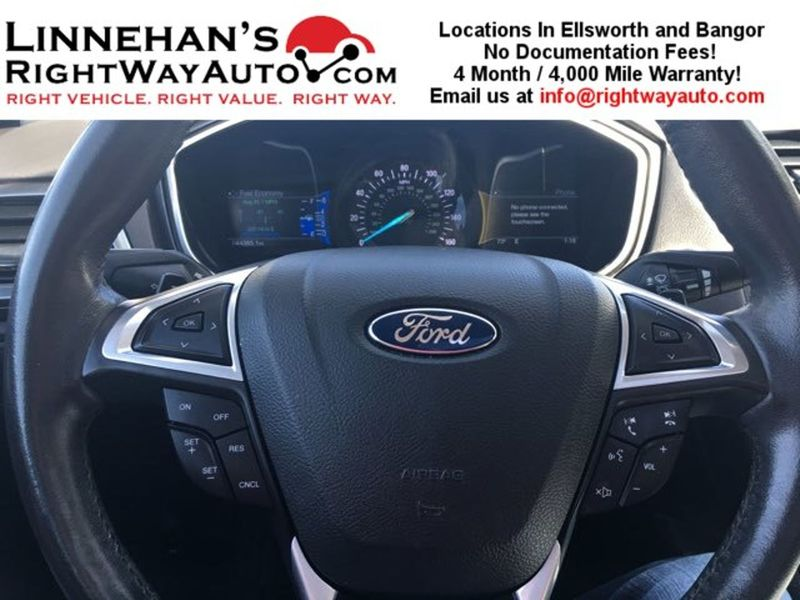2015 Ford Fusion SE  in Bangor, ME