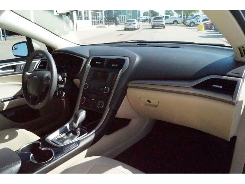 2015 Ford Fusion SE  city TX  College Station Ford - Used Cars  in Bryan-College Station, TX