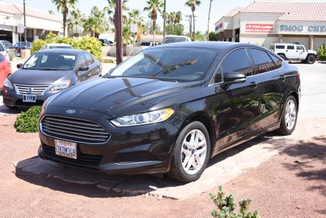 2015 Ford Fusion SE in Cathedral City