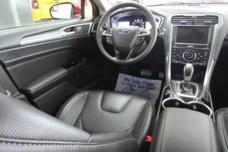 2015 Ford Fusion Titanium W/ BACK UP CAM Chicago, Illinois 29