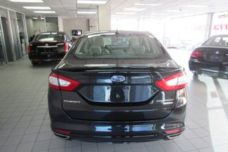 2015 Ford Fusion Titanium W/ BACK UP CAM Chicago, Illinois 5