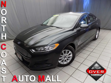 2015 Ford Fusion S in Cleveland, Ohio