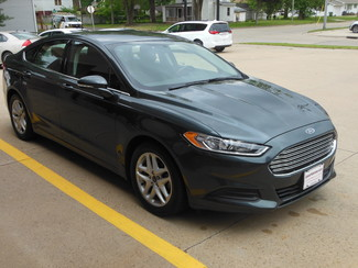 2015 Ford Fusion SE Clinton, Iowa 1
