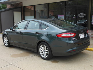 2015 Ford Fusion SE Clinton, Iowa 3