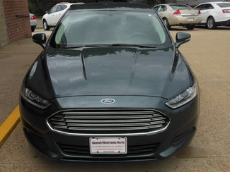 2015 Ford Fusion SE Clinton, Iowa 18