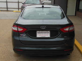2015 Ford Fusion SE Clinton, Iowa 19