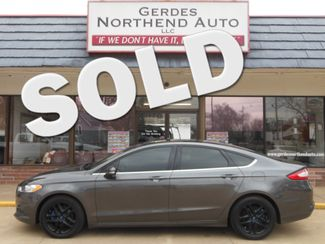2015 Ford Fusion SE Clinton, Iowa