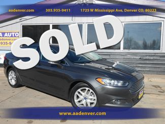 2015 Ford Fusion in Denver CO