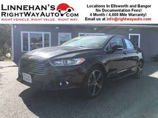 2015 Ford Fusion in Bangor, ME