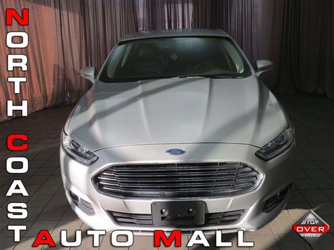 2015 Ford Fusion Energi SE Luxury in Akron, OH