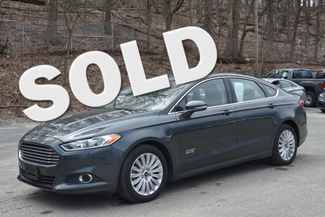 2015 Ford Fusion Energi SE Naugatuck, Connecticut