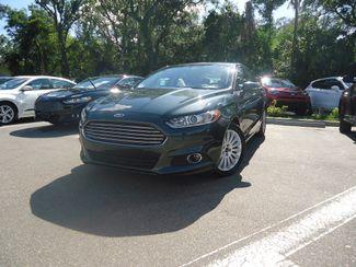 2015 Ford Fusion Energi SE Luxury. LEATHER. HTD-SEATS SEFFNER, Florida