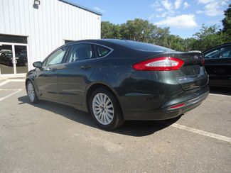 2015 Ford Fusion Energi SE Luxury. LEATHER. HTD-SEATS SEFFNER, Florida 10