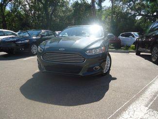 2015 Ford Fusion Energi SE Luxury. LEATHER. HTD-SEATS SEFFNER, Florida 6