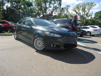 2015 Ford Fusion Energi SE Luxury. LEATHER. HTD-SEATS SEFFNER, Florida 7