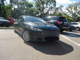 2015 Ford Fusion Energi SE Luxury. LEATHER. HTD-SEATS SEFFNER, Florida 8
