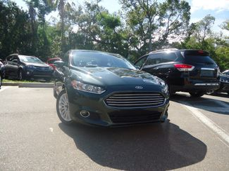 2015 Ford Fusion Energi SE Luxury. LEATHER. HTD-SEATS SEFFNER, Florida 9