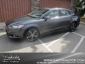 2015 Ford Fusion SE Farmington, Minnesota
