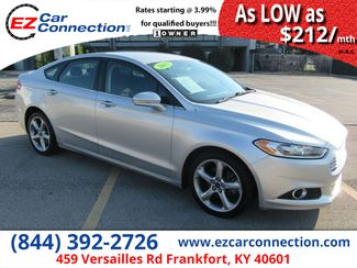 2015 Ford Fusion SE | Frankfort, KY | Ez Car Connection-Frankfort in Frankfort KY