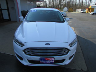 2015 Ford Fusion SE Fremont, Ohio 3