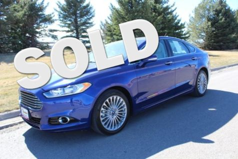 2015 Ford Fusion Titanium in Great Falls, MT