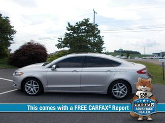 2015 Ford Fusion in Harrisonburg VA