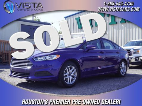 2015 Ford Fusion SE in Houston, Texas