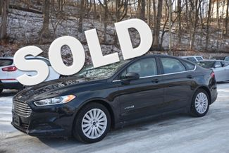 2015 Ford Fusion Hybrid S Naugatuck, Connecticut