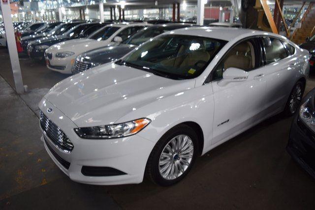 2015 Ford Fusion Hybrid SE Richmond Hill, New York 1