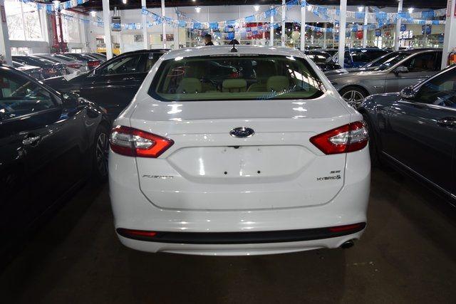 2015 Ford Fusion Hybrid SE Richmond Hill, New York 10
