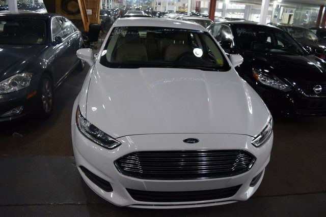 2015 Ford Fusion Hybrid SE Richmond Hill, New York 2