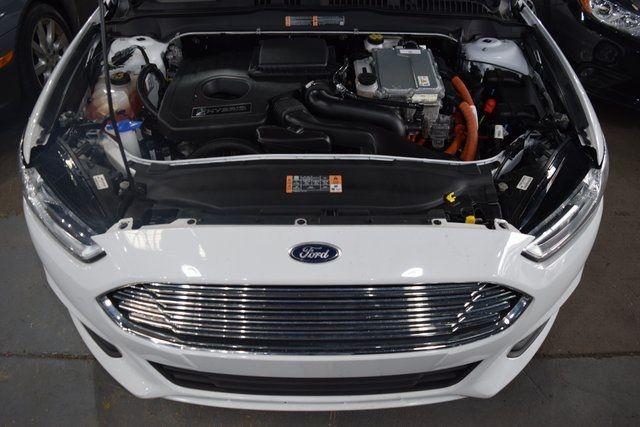 2015 Ford Fusion Hybrid SE Richmond Hill, New York 5