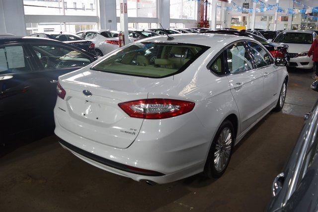 2015 Ford Fusion Hybrid SE Richmond Hill, New York 8