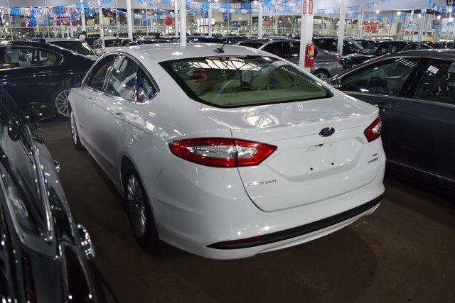 2015 Ford Fusion Hybrid SE Richmond Hill, New York 9