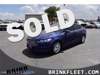 2015 Ford Fusion in Lubbock TX