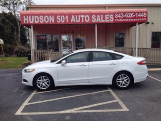 2015 Ford Fusion in Myrtle Beach South Carolina