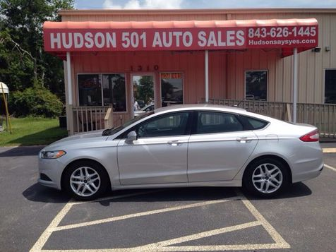 2015 Ford Fusion SE | Myrtle Beach, South Carolina | Hudson Auto Sales in Myrtle Beach, South Carolina