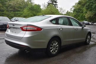 2015 Ford Fusion S Naugatuck, Connecticut 4