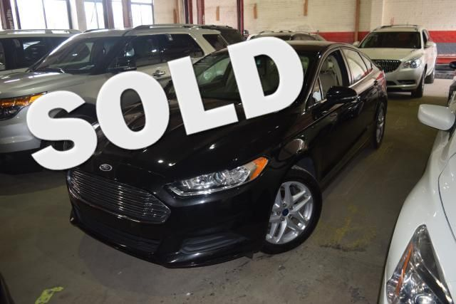 2015 Ford Fusion SE Richmond Hill, New York 0