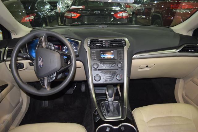 2015 Ford Fusion SE Richmond Hill, New York 8