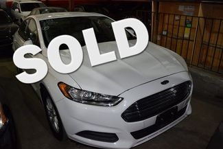 2015 Ford Fusion S Richmond Hill, New York